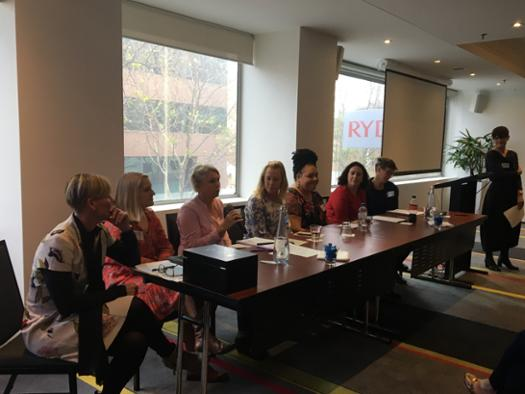 Panel held at SafeCare round table forum.